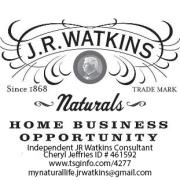 JR Watkins Naturals Home Business Opportuity